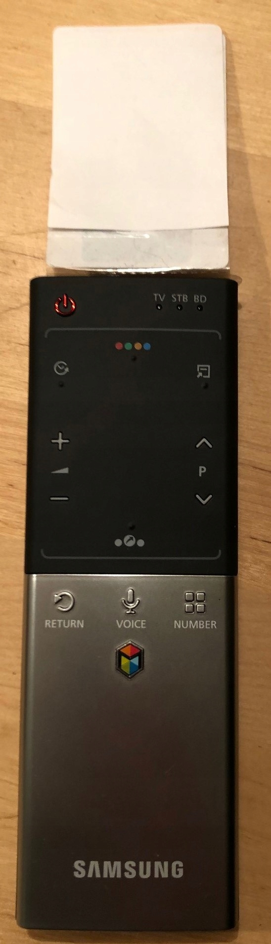 Nowy Pilot Samsung smart touch RMCTP1