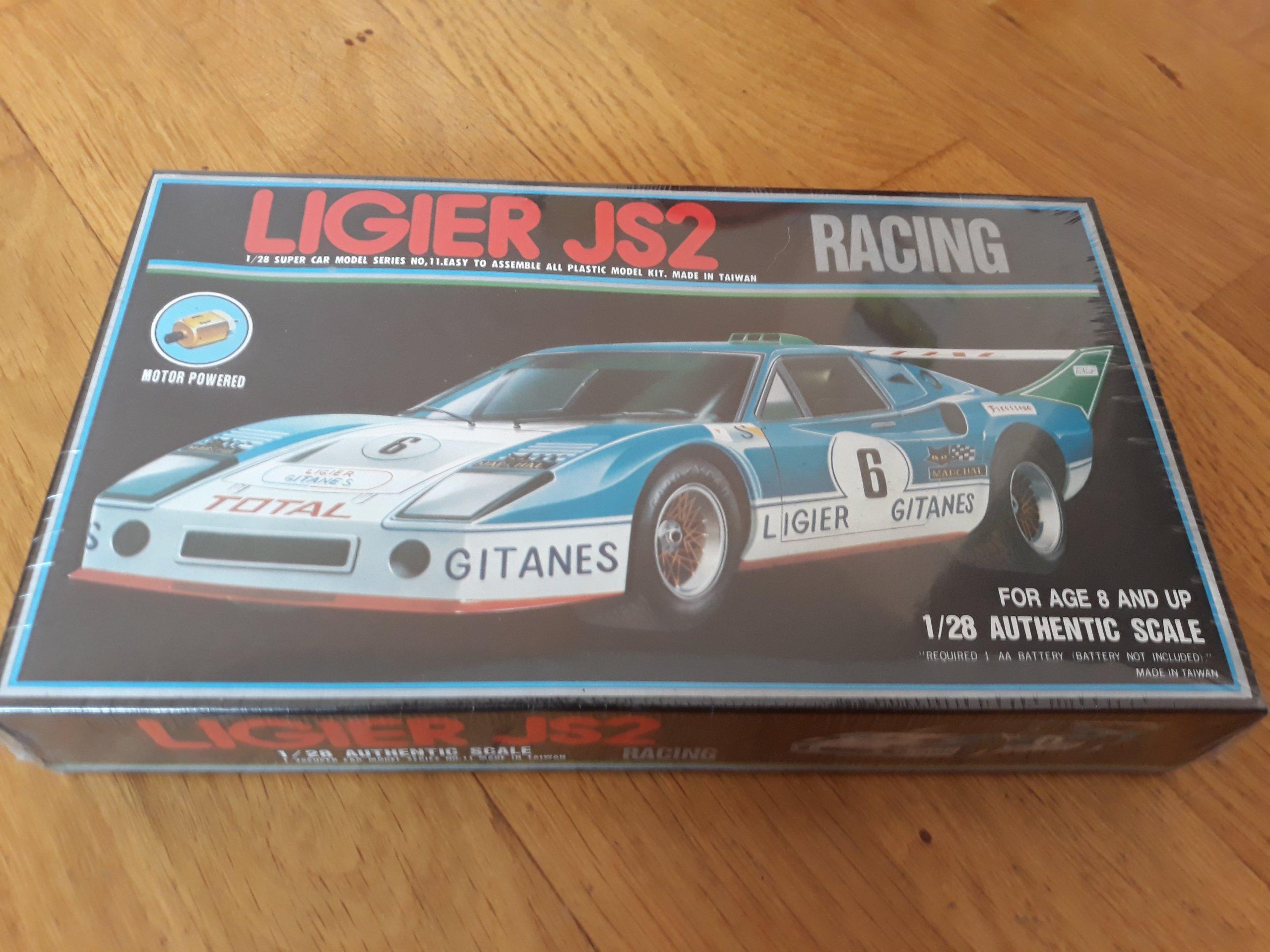 Ligier JS2 Racing