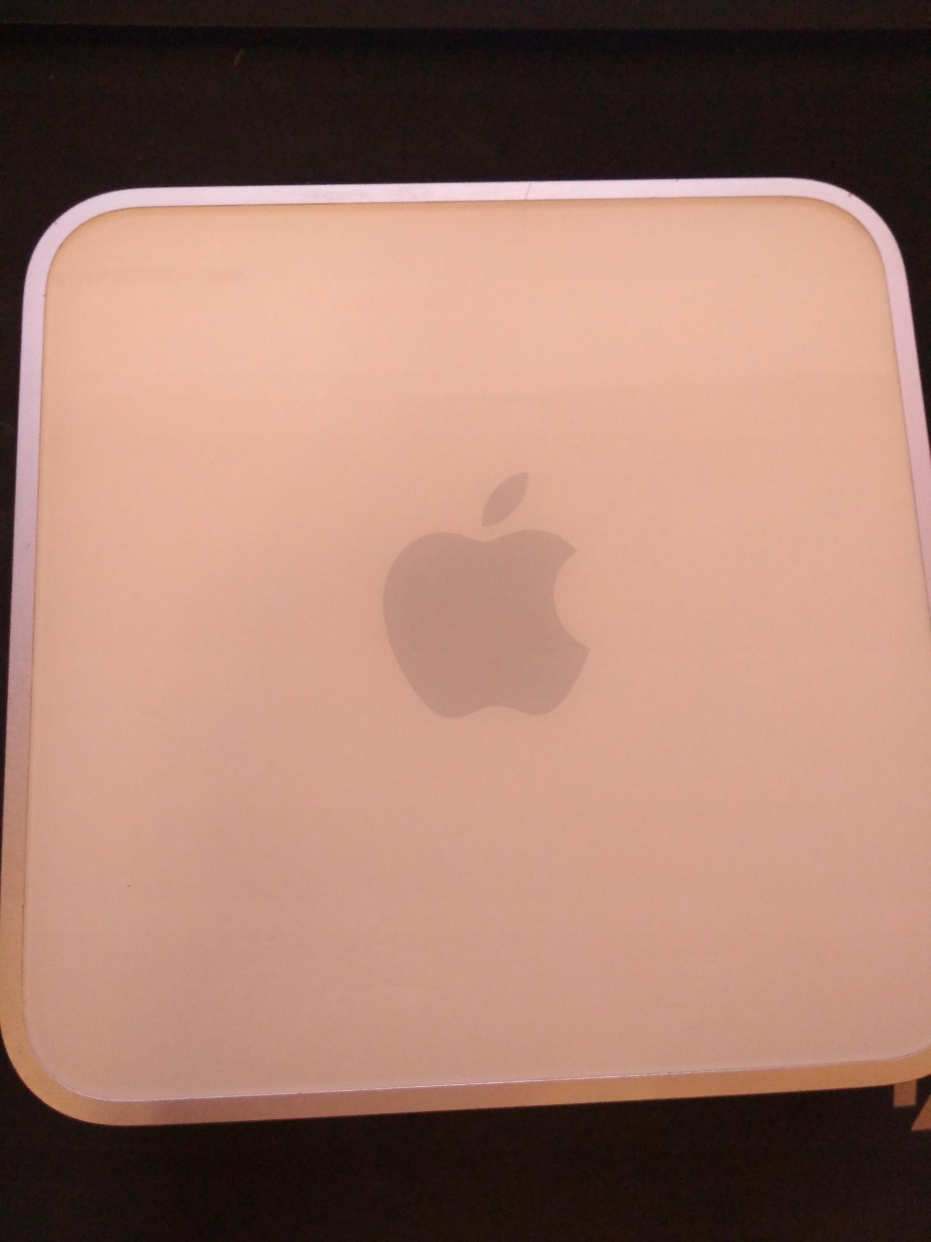 Apple Mac Mini 2006 a1176 T7600 2,33GHz + ZASILACZ