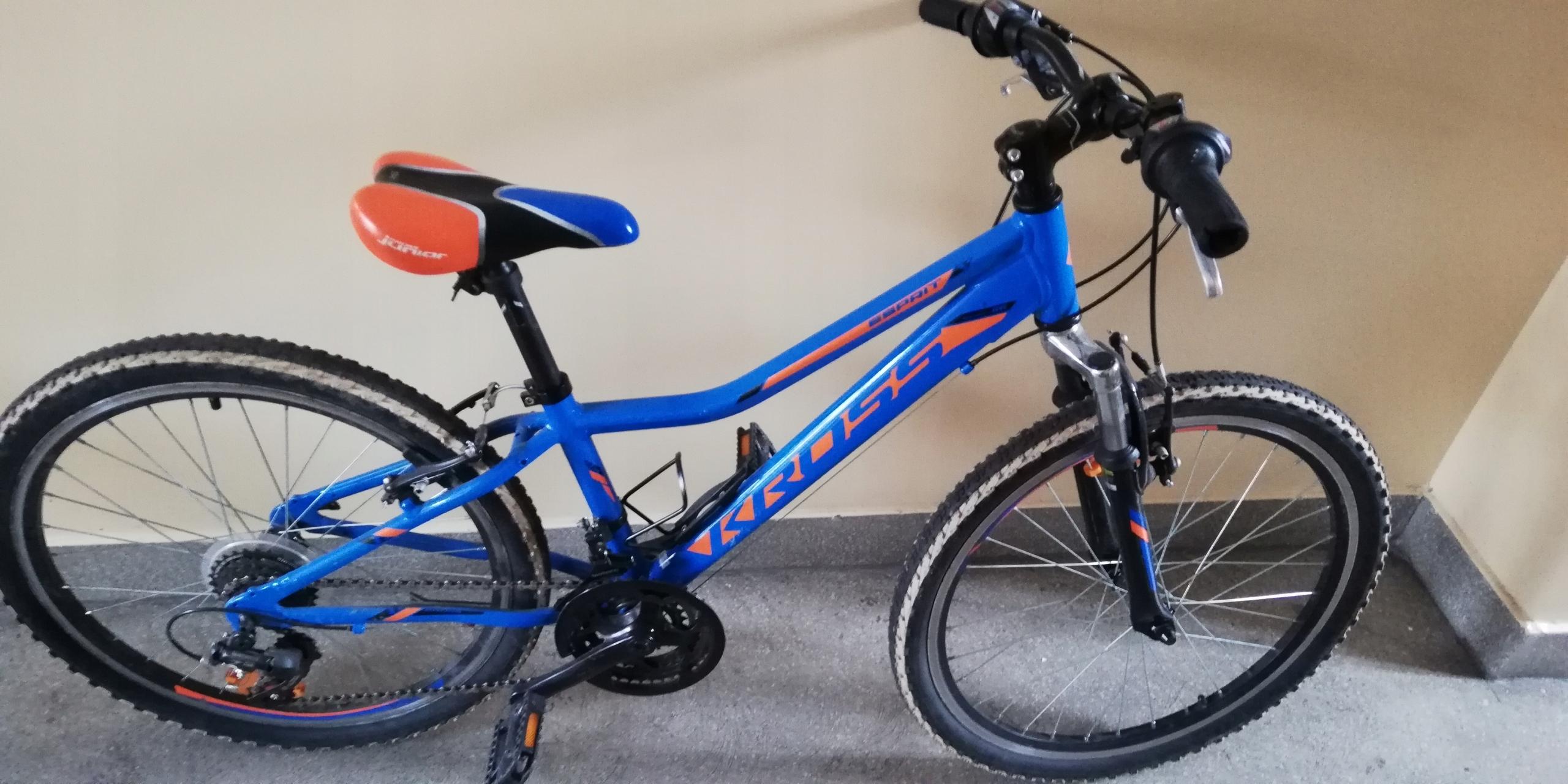 Rower KROSS dla dziecka