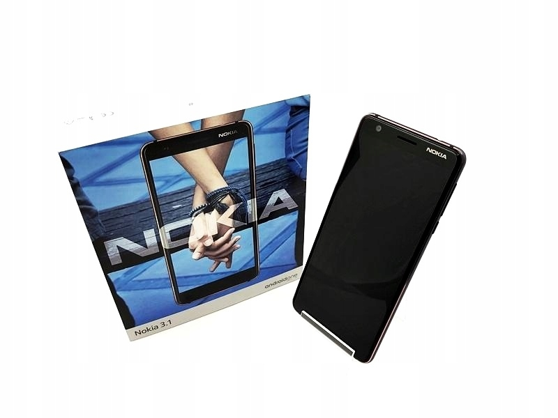 NOKIA 3.1 DUAL 2/16 GB 13MPX LTE NFC