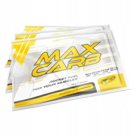 TREC MAX CARB 15 szt. 75g