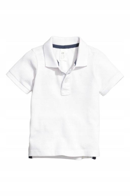 Koszulka polo H&M 86