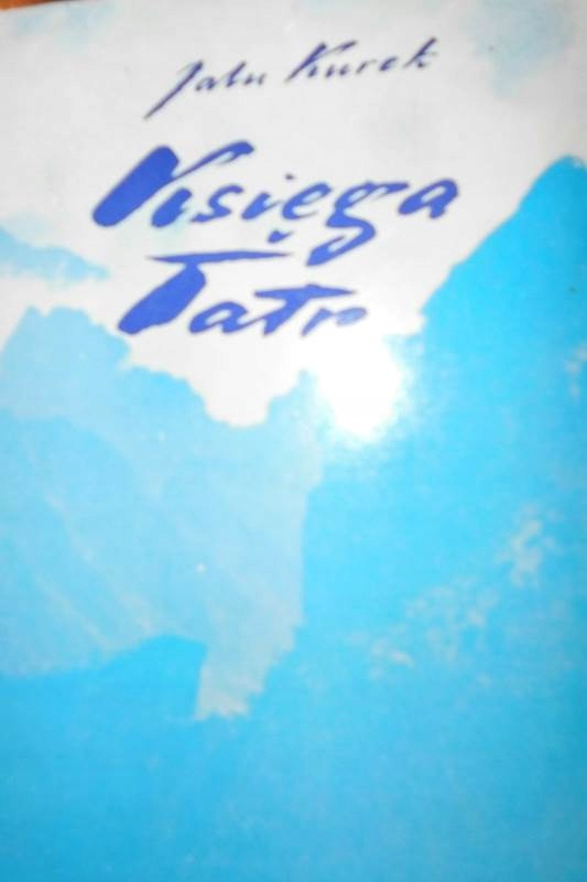 Księga Tatr - Jalu Kurek - 7842647550 - oficjalne archiwum
