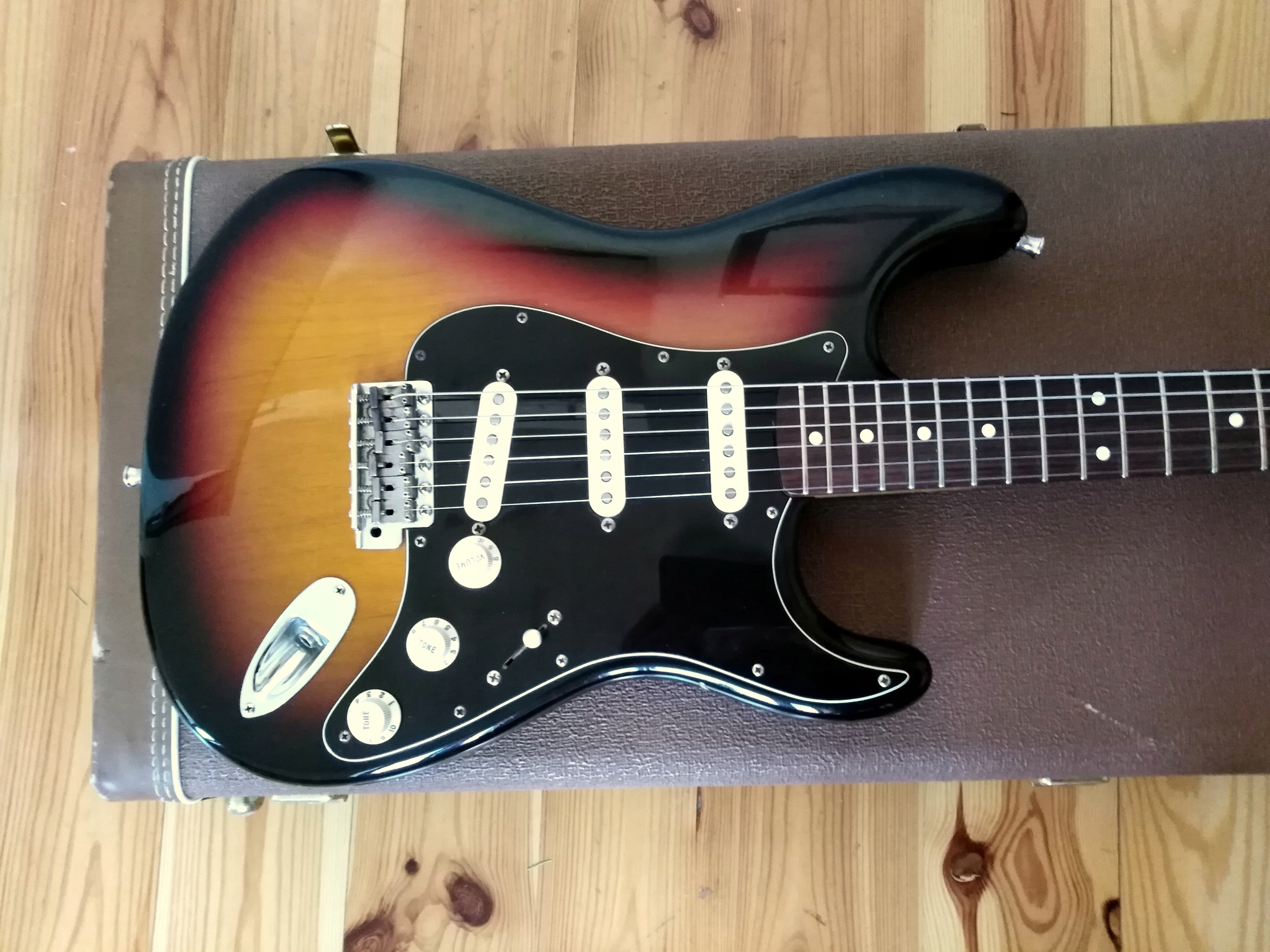 Fender USA/American Stratocaster Vintage 62'