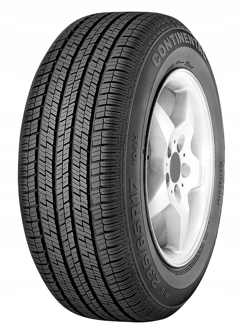 1x Continental 4x4Contact 235/50 R18 101H XL