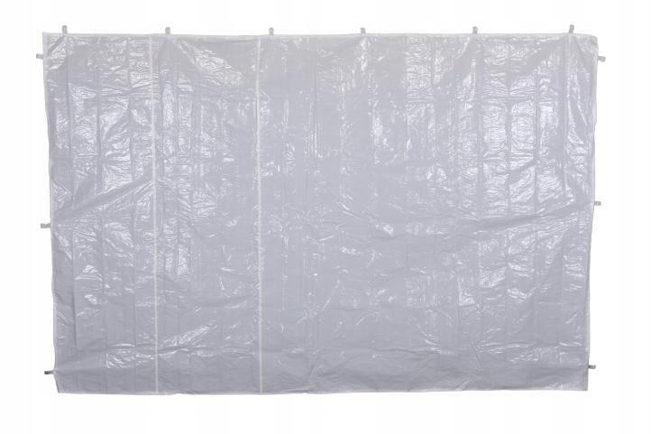 Ścianka 2 szt. białe do pawilonów 3x3 m PE