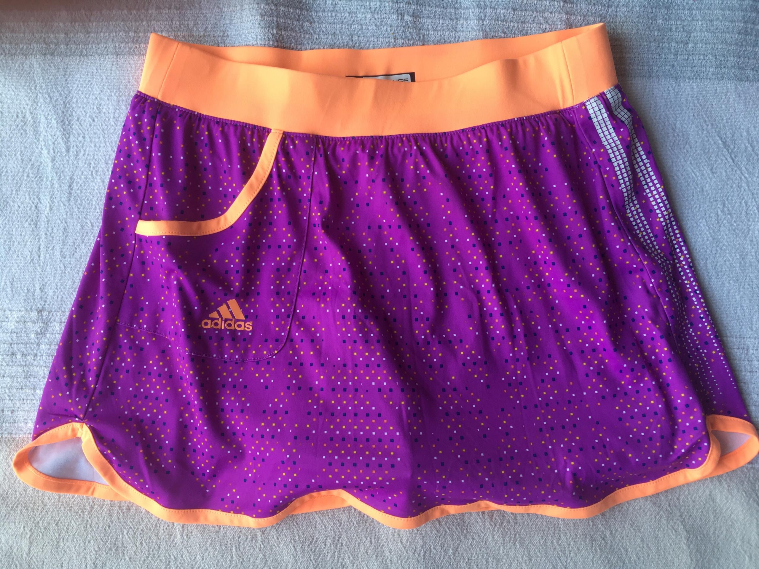 Adidas response 160 14 lat spodniczka do tenisa