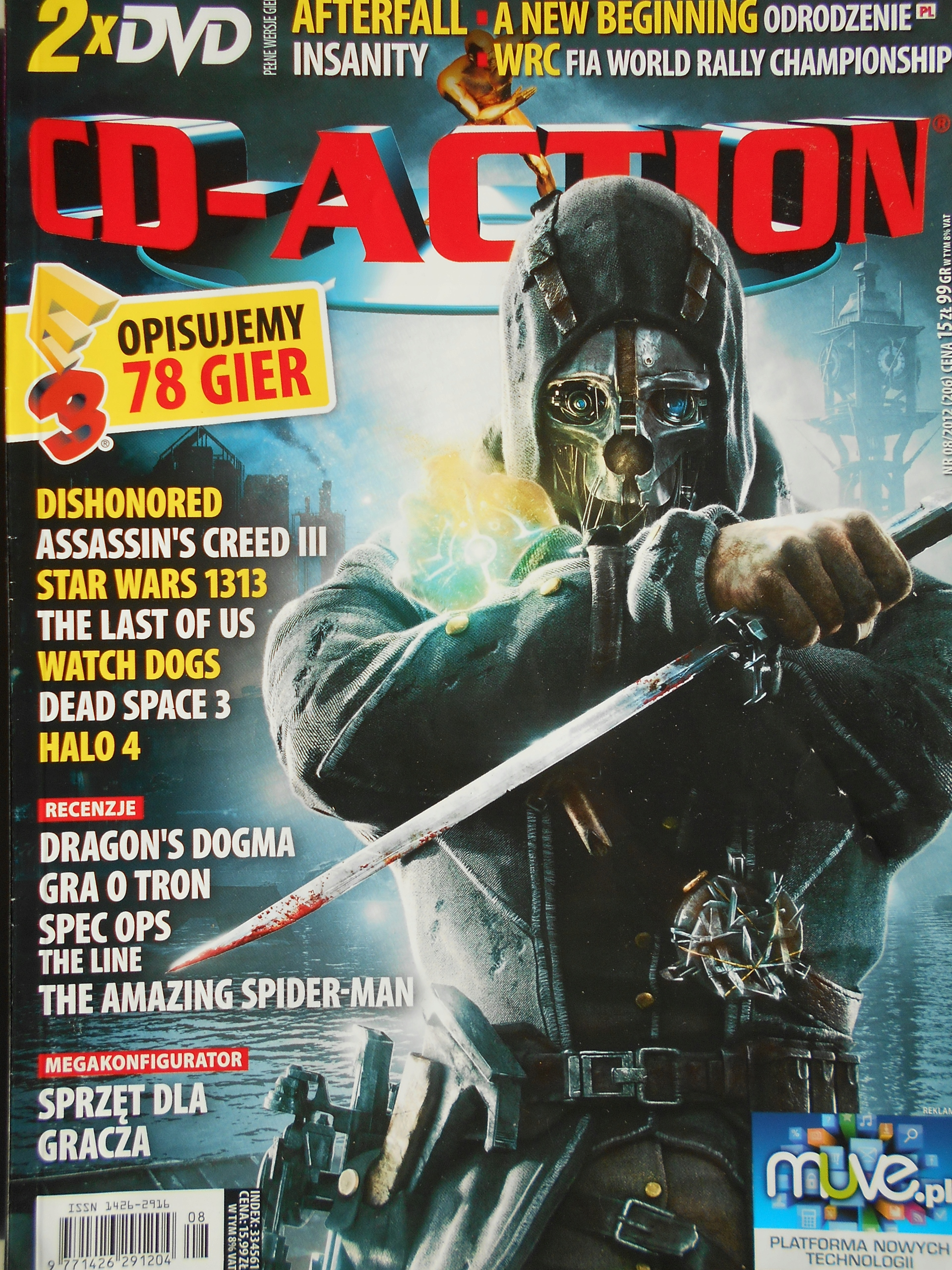 CD-ACTION * NR 08 / 2012