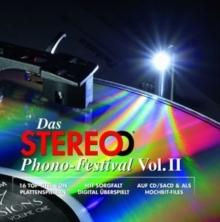 CD V/A - Das Stereo.. -Sacd- .. Phono-Festival Vol