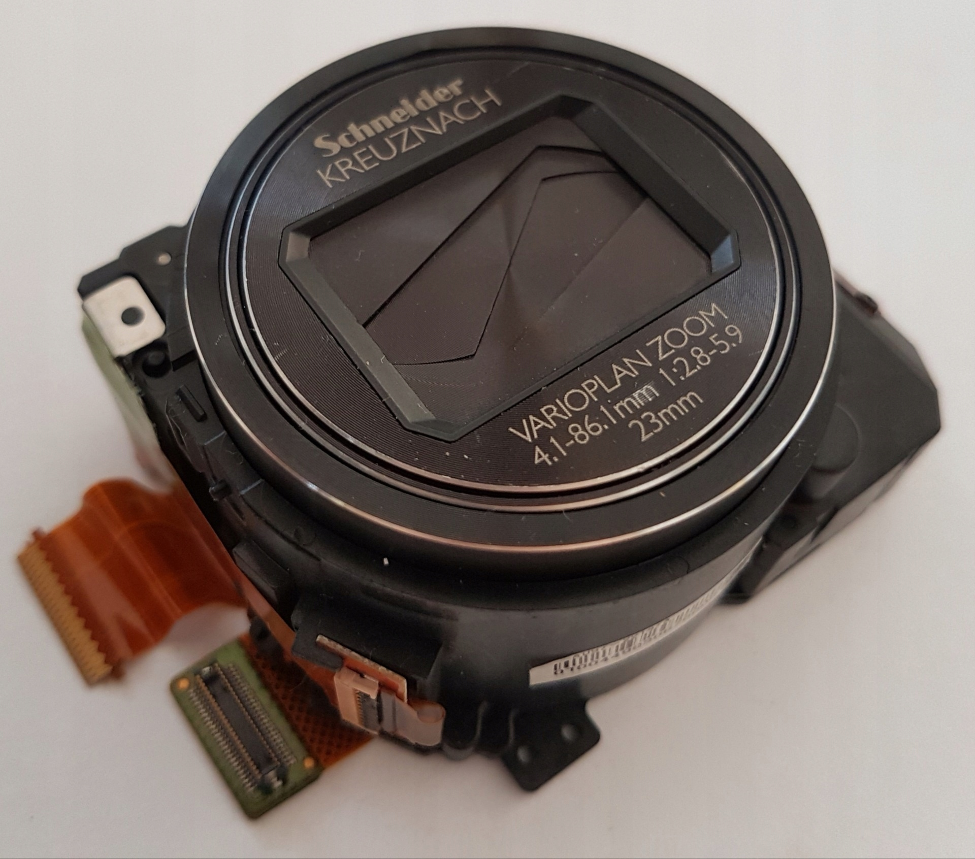 Obiektyw Samsung WB850F 21x *Schneider-Kreuznach*