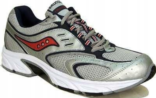 BUTY SAUCONY GRID HIGHTAIL RUNNING 46.5 12us BOOST