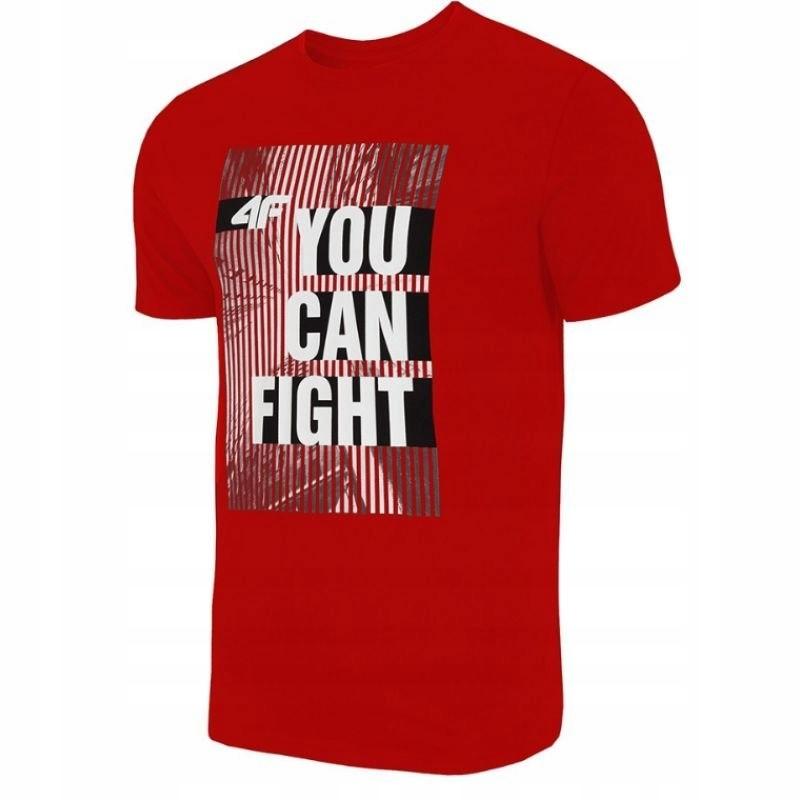 840c048bff30a5 Koszulka T-Shirt 4F M H4L18-TSM013 61S - 7676763210 - oficjalne ...