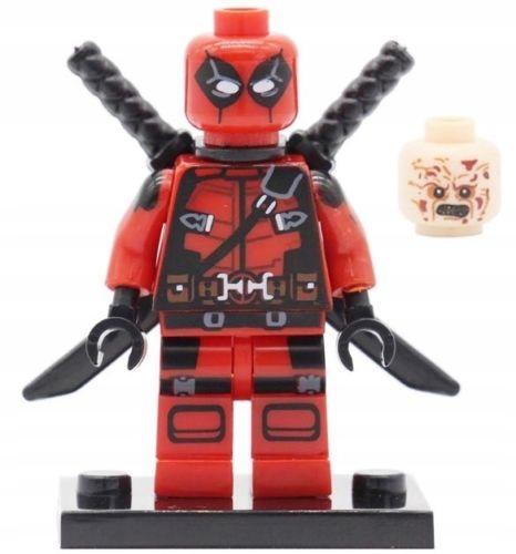 Figurka - Marvel Deadpool Super Heroes Miniflgures