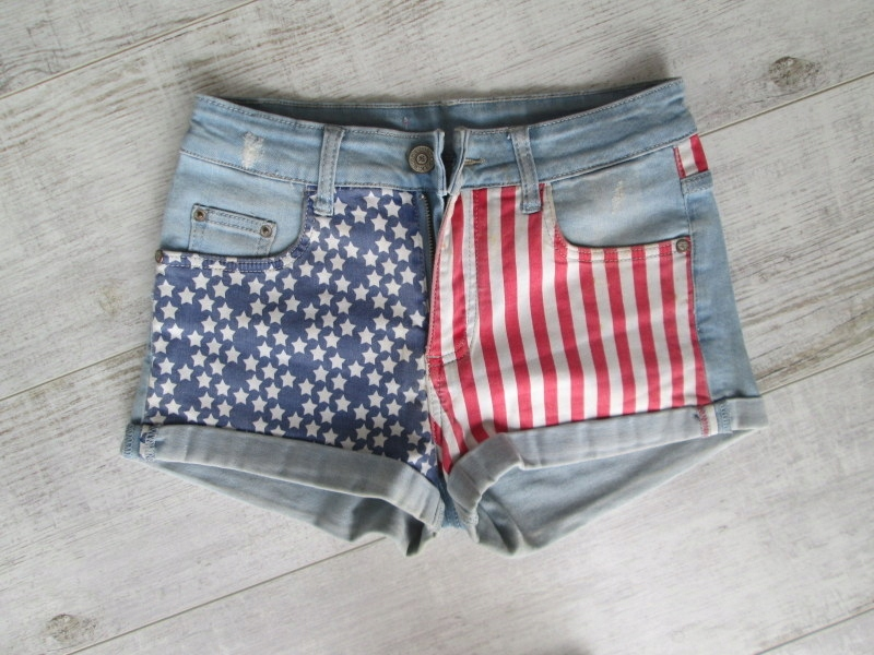 QUIZ___DŻINSOWE szorty SPODENKI jeans__