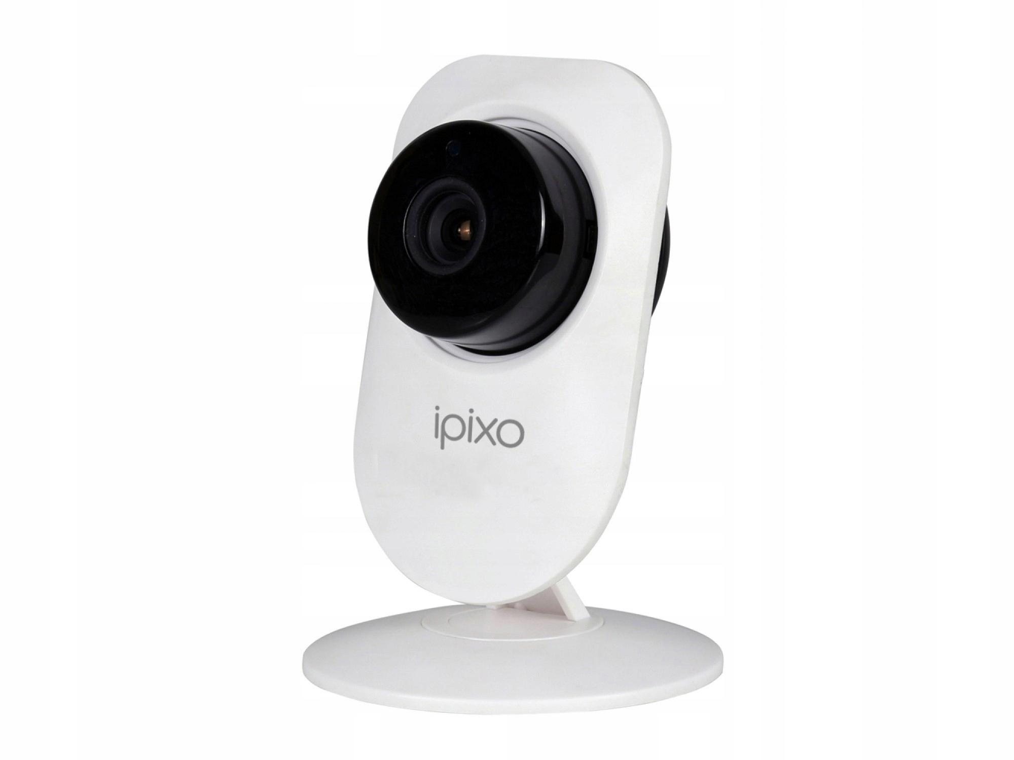Bezprzewodowa kamera domowa IPIXO z alarmem ruchu
