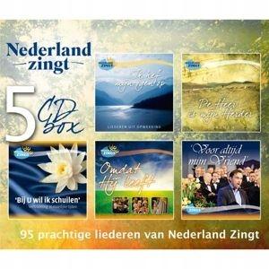 CD V/A - Eo Nederland Zingt