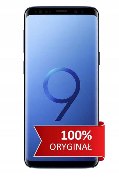 Wymiana wyświetlacza Samsung GALAXY S9 SM-G960 D2D