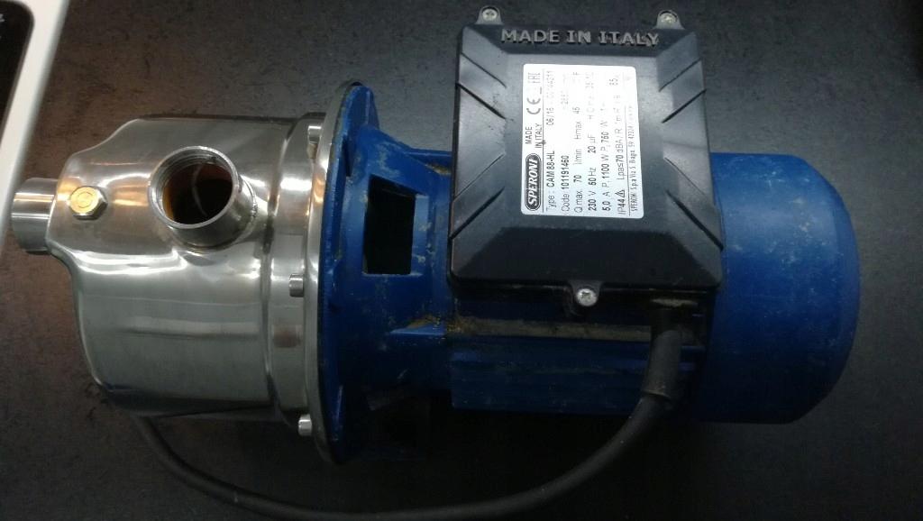 6206bf49c9c Pompa Speroni CAM 88 HL - 7901572241 - oficjalne archiwum allegro
