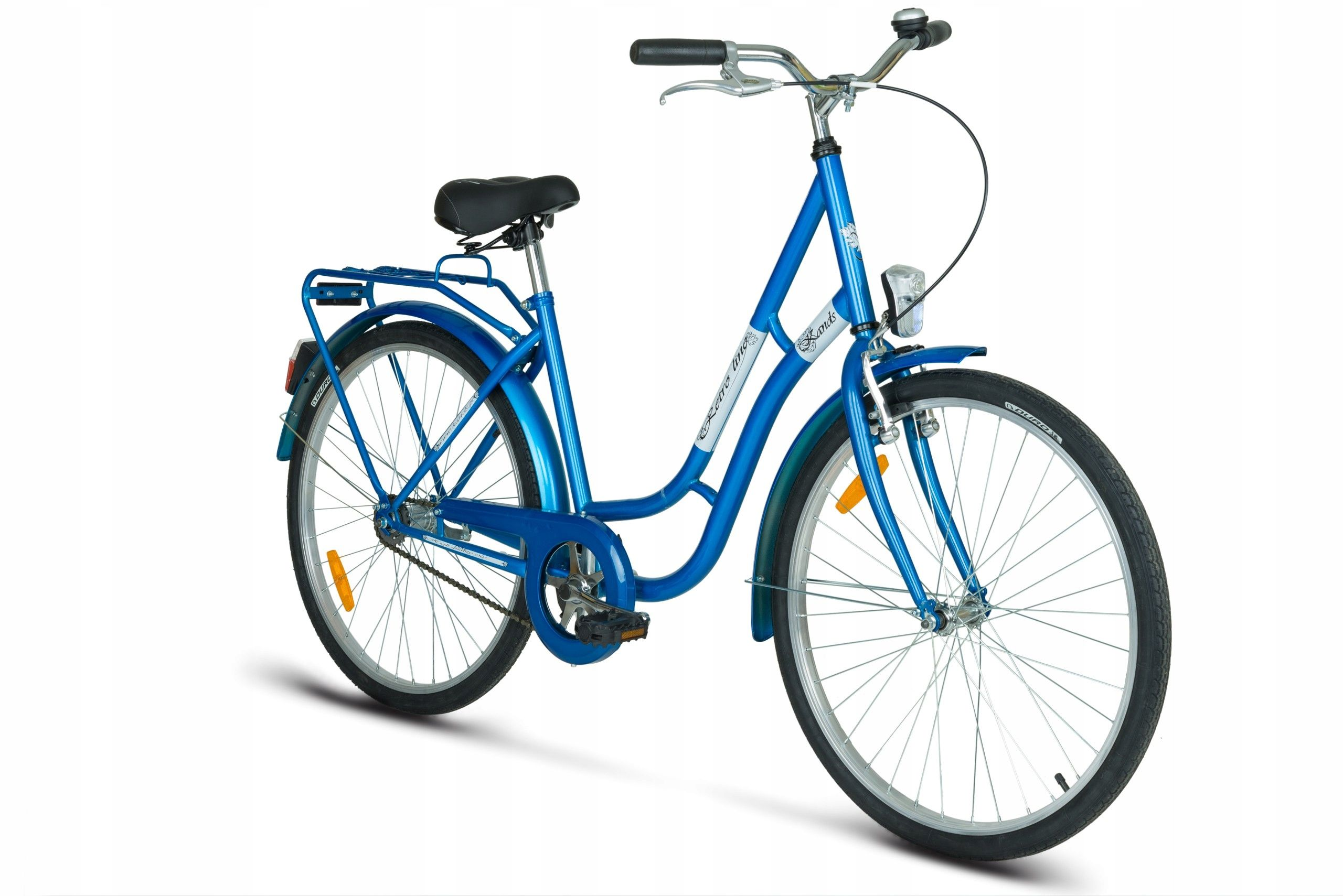 Rower 26 KANDS LAGUNA RETRO niebieski
