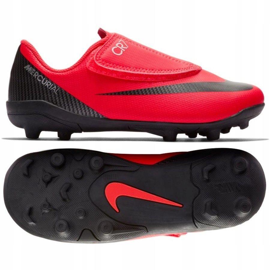 Buty Nike JR Mercurial Vapor 12 Club PS V CR7 MG A