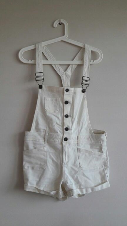 paczka ubrań lato xs-s