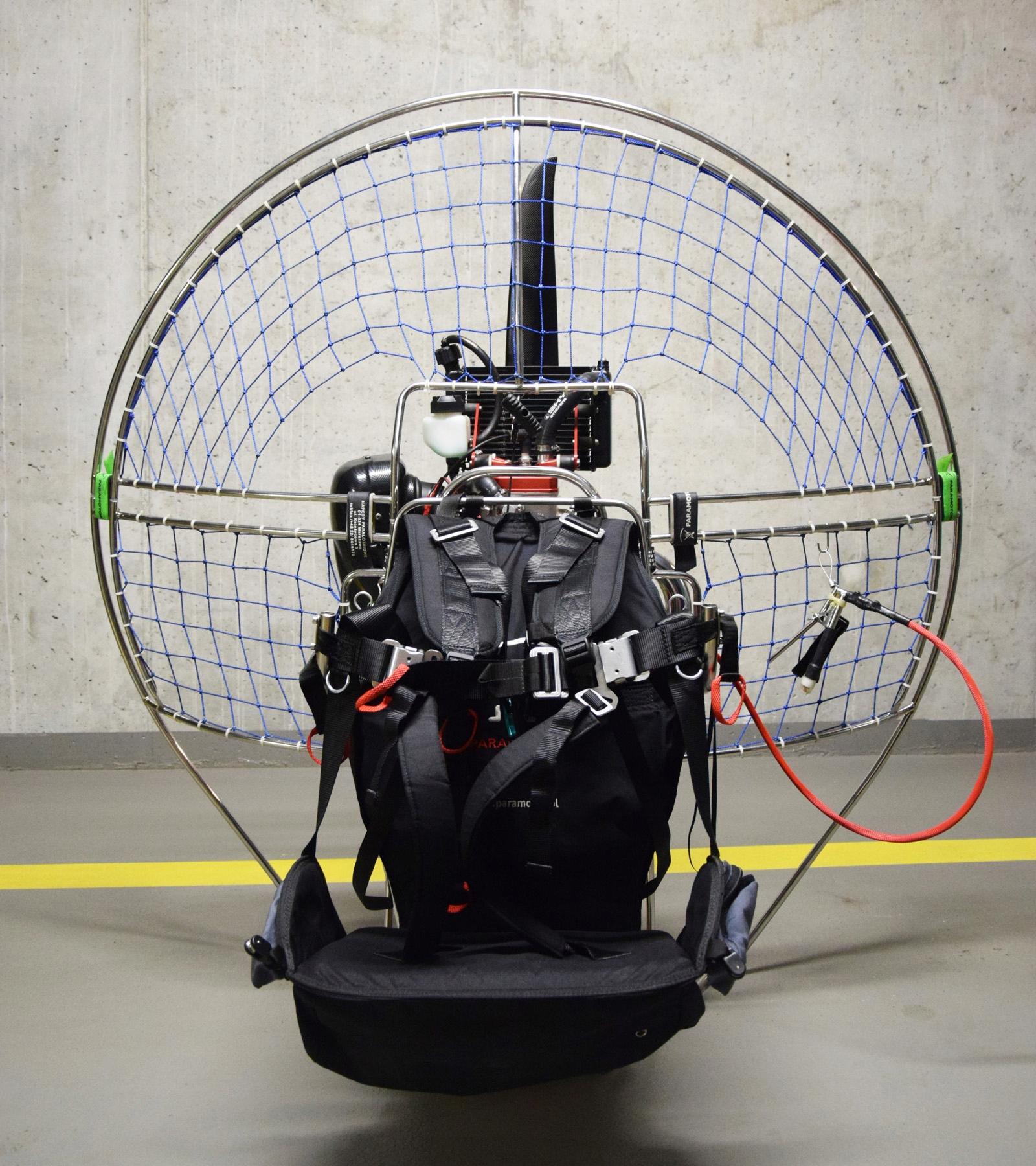 napęd PPG Paramotor jak nowy