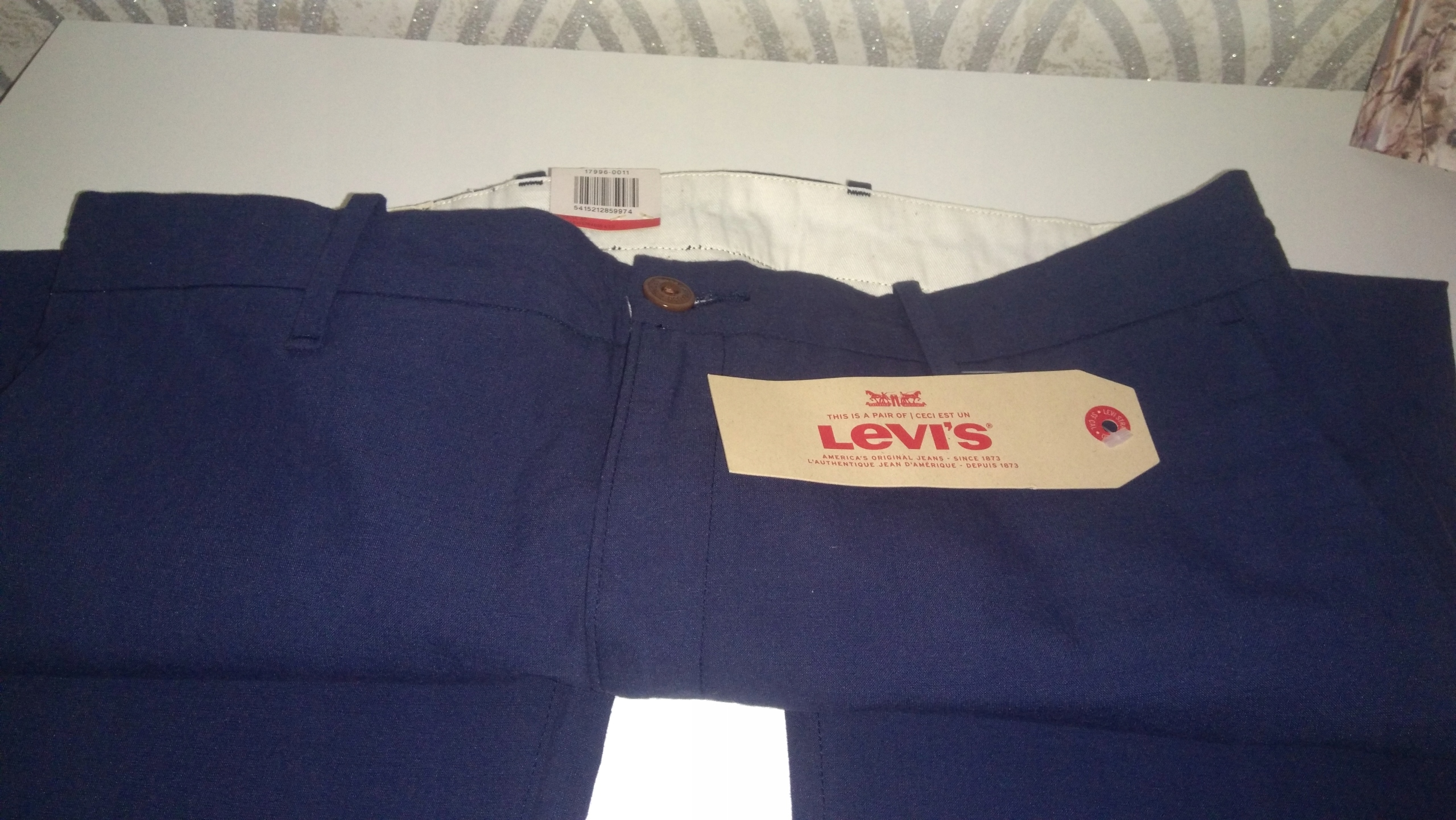 Spodnie męskie Levi's 511