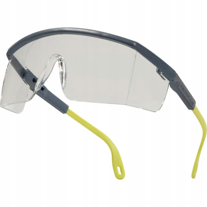 Panoply Deltaplus Okulary Ochronne Pacaya Clear