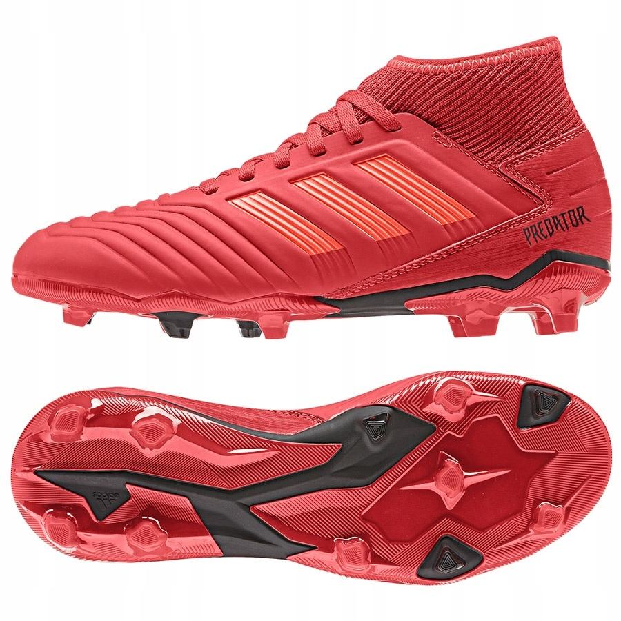 Buty adidas Predator 19.3 FG J CM8534 #33 Koszalin