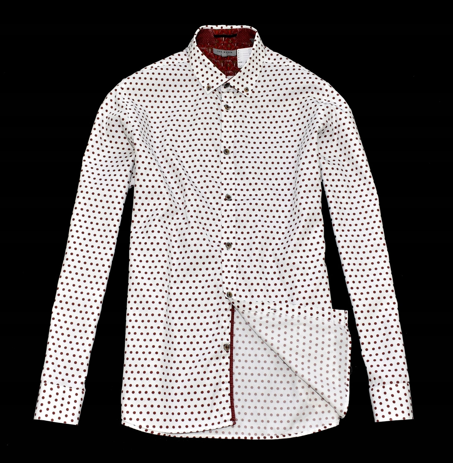 MM 311 TED BAKER _EXCLUSIVE PREMIUM SHIRT_M