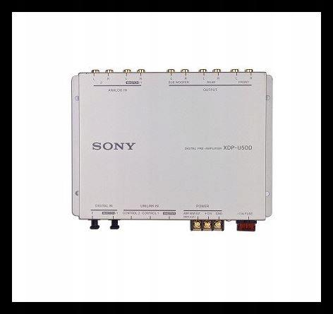PROCESOR DŹWIĘKU DSP SONY XDP-U50D