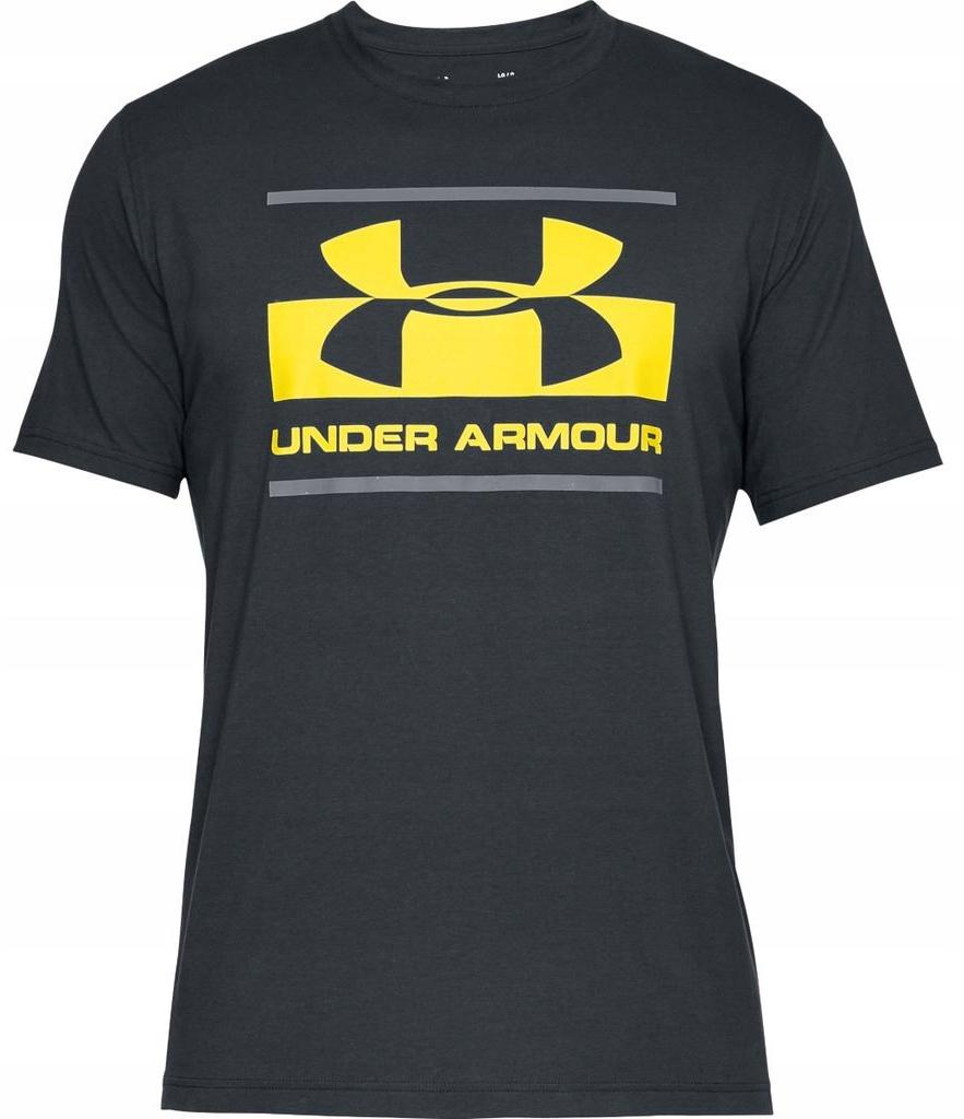 Koszulka męska Under Armour Blocked Sportstle Logo