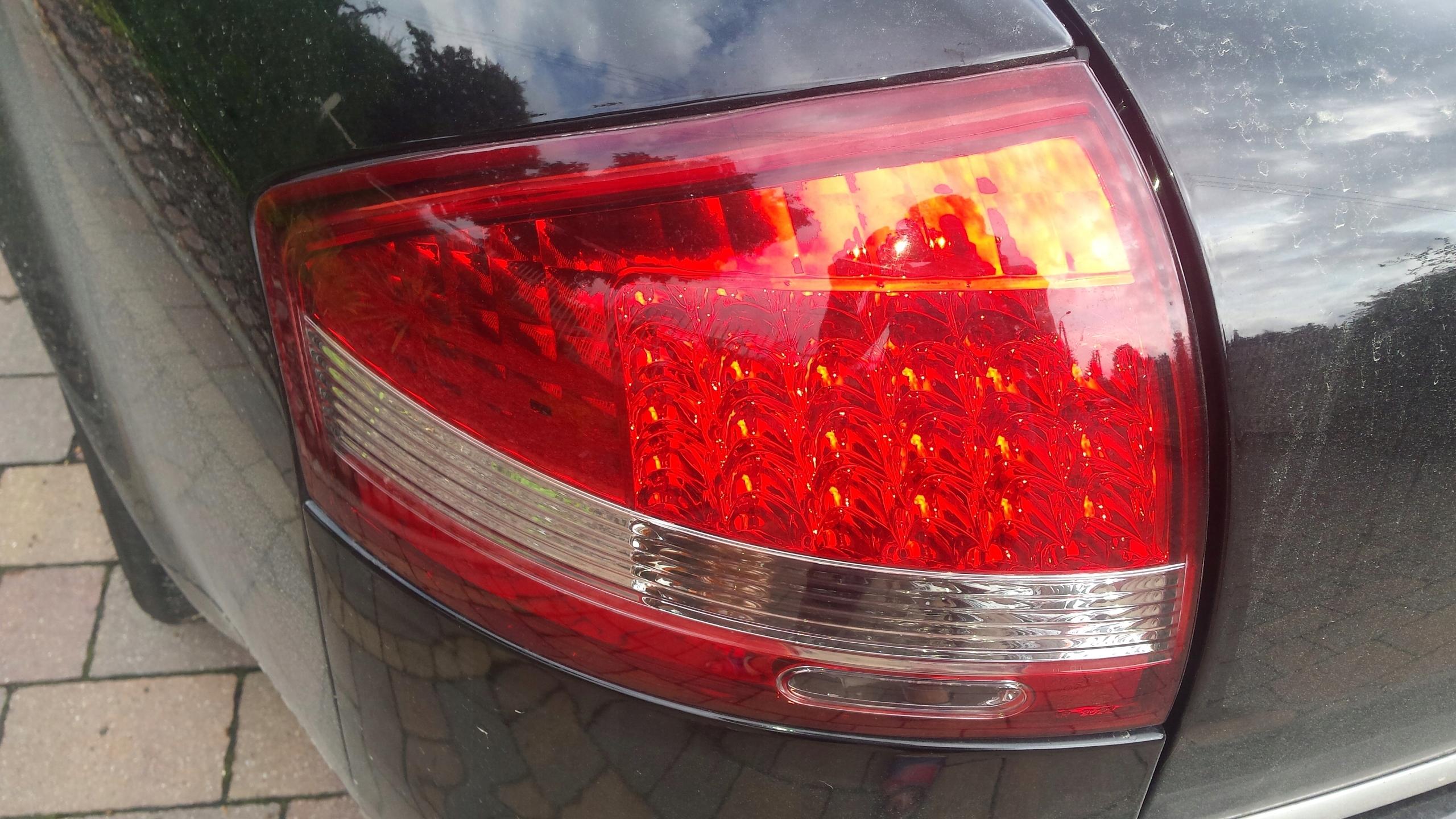 Lampy Led Tył Audi A6 C5 Sedan 7514715499 Oficjalne
