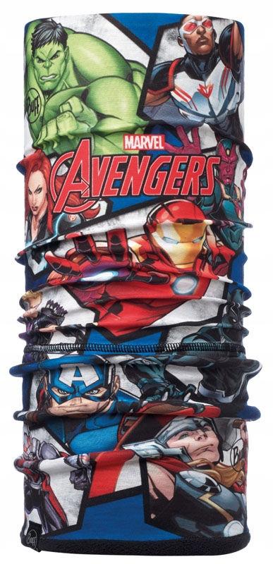 BUFF Dziecięcy Komin Polar Buff Avengers Time