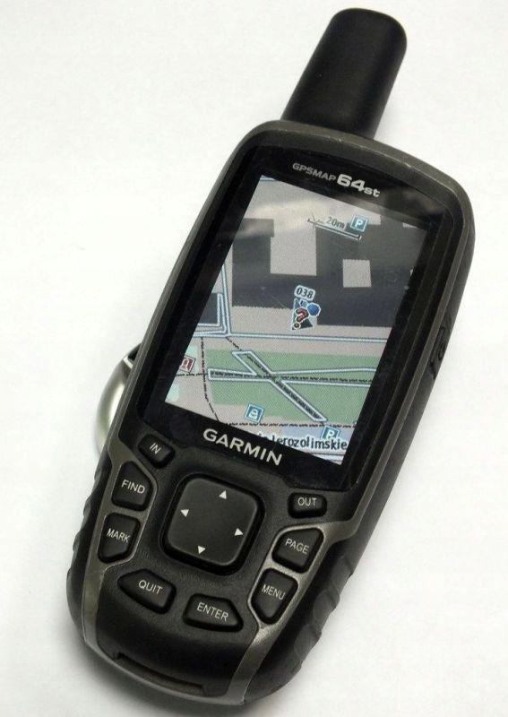 NAWIGACJA GARMIN GPSMAP 64ST DOBRY STAN OKAZJA