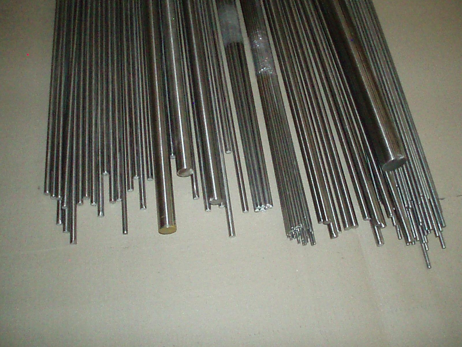 Pręt nierdzewny kwasoodporny fi 8 mm 50cm INOX