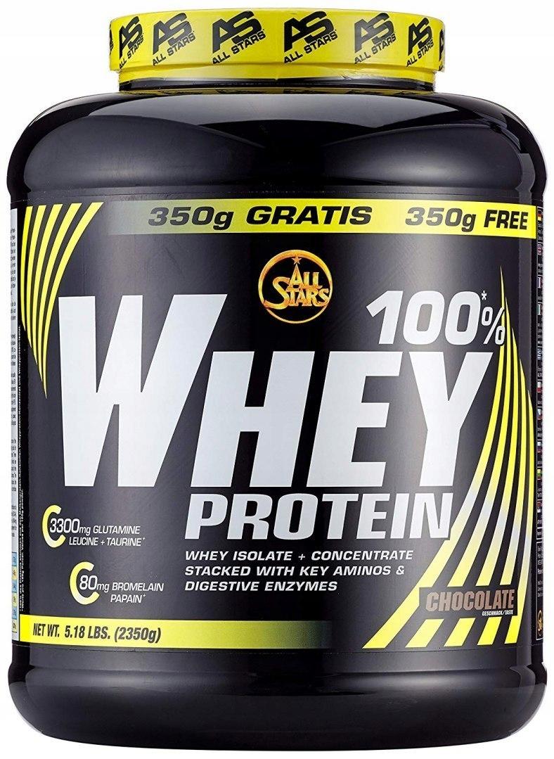 All Stars 100% Whey Protein Czekolada 2350 g