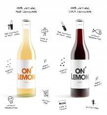 lemoniady On Lemon / 100% vegan / 12 butelek