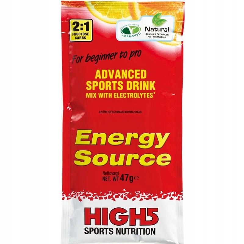 HIGH5 ENERGY SOURCE 47G IZOTONIK ELEKTROLITY