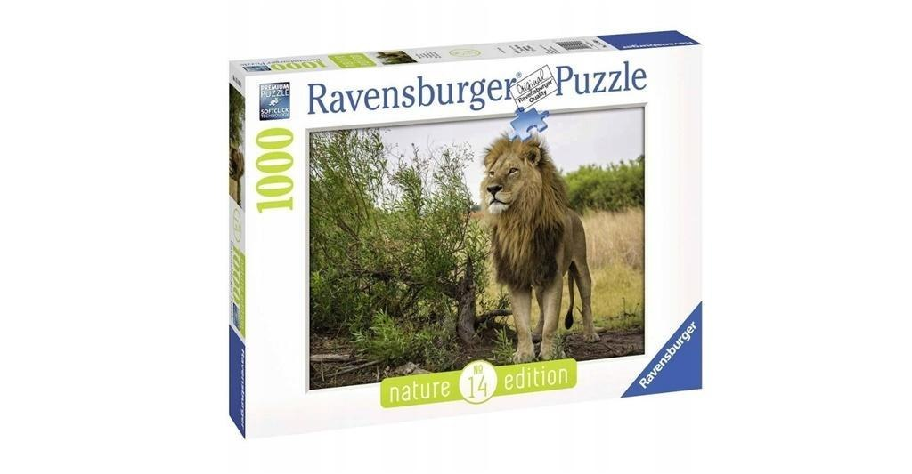 Puzzle 1000 Król lew