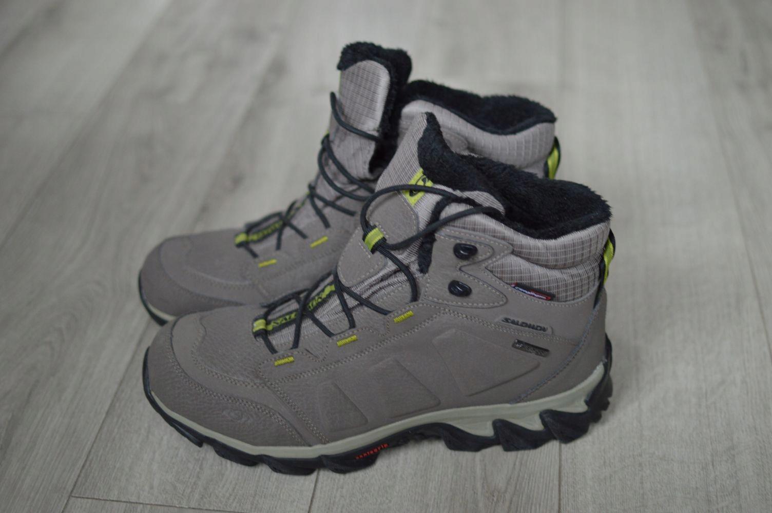 Zimowe buty trekkingowe Salomon Elbrus WP r. 46