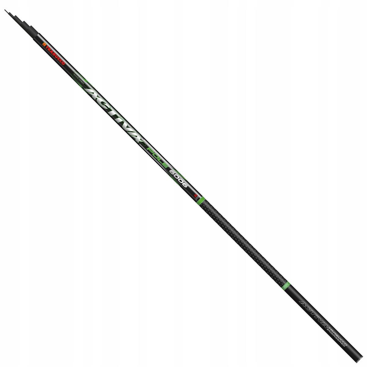 Wędka Bat Trabucco Activa Pole 7m + GRATIS
