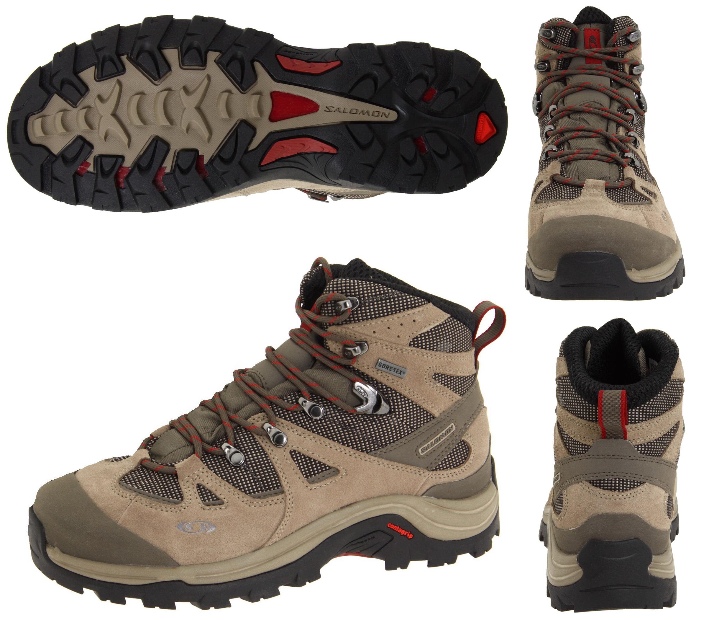 Salomon Discovery GTX buty trekkingowe - 36