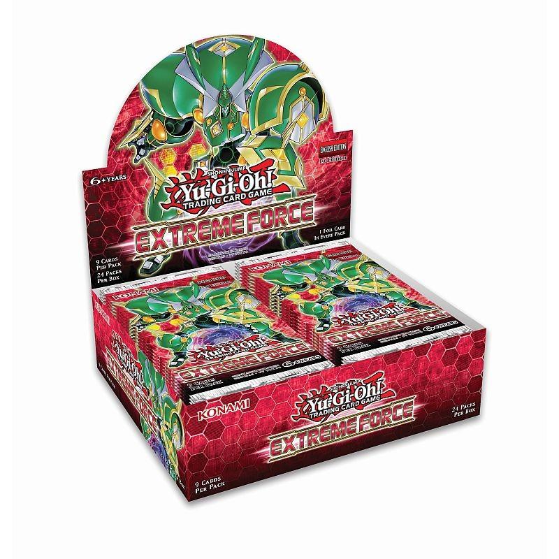 Yu-Gi-Oh! TCG: Extreme Force Booster Box