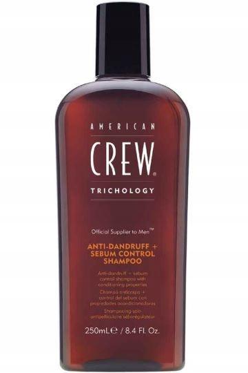 American Crew Anti-Dandruff+Sebum Control Shampoo