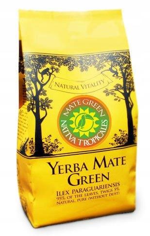 Yerba Mate Green Tropicales 50g Acerola Pomelo