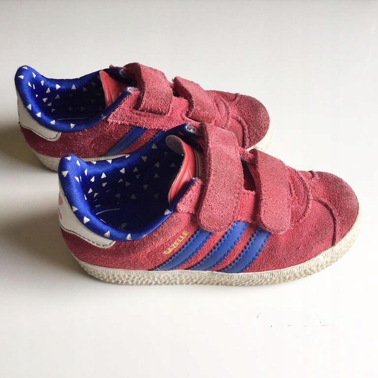 Adidas originals gazelle superstar rozm. 26