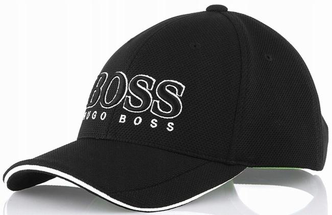 ładne buty Nowe Produkty świetna jakość HUGO BOSS czapka z daszkiem Cap US Black NAJTANIEJ ...