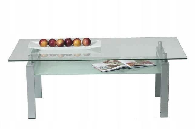 Stół ława Szklana Jysk 7809534925 Oficjalne Archiwum Allegro